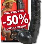 Jubiläums-Dildo