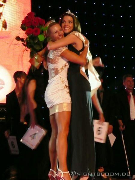 Jana und Miss Venus