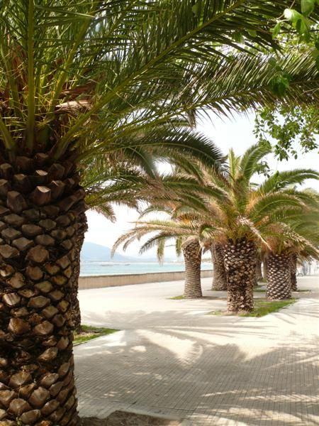 Stranpromenade Alghero