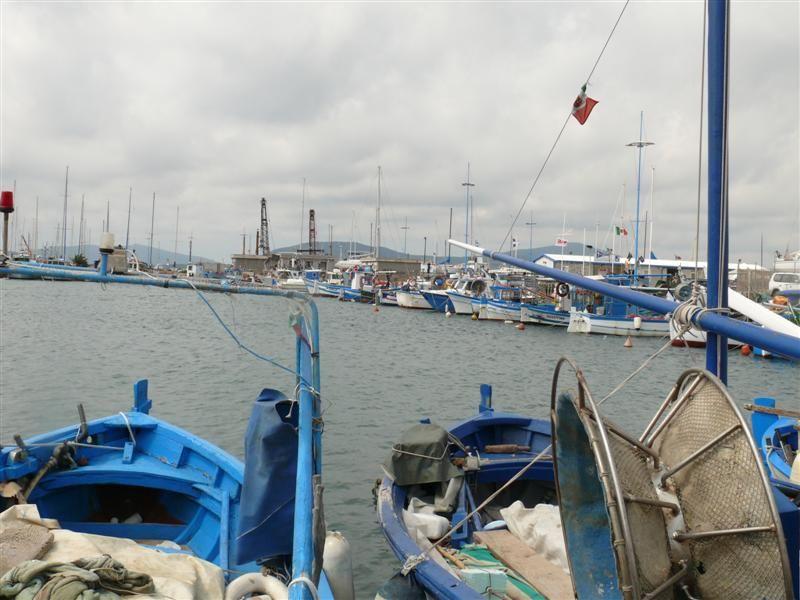 Hafen in Alghero