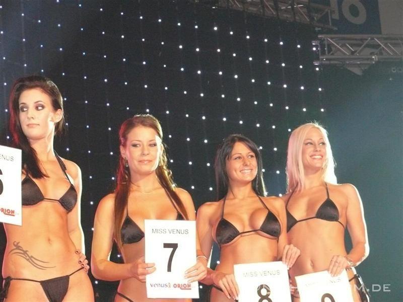 Miss Venus Wahl 1. Durchgang