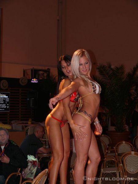 Alison Star und Sabine